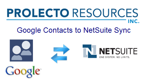Google Contacts to NetSuite Sync