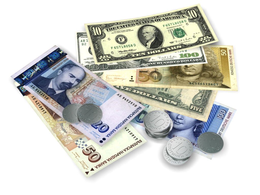 Forex foreign currency rates