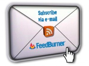Subscribe to Blog via Email