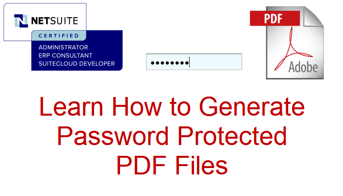 Protected Pdf Files