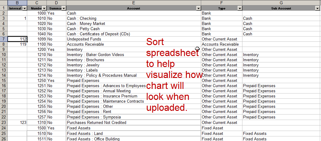 Marty zigman on how to build and upload a netsuite chart of do ccuart Image collections